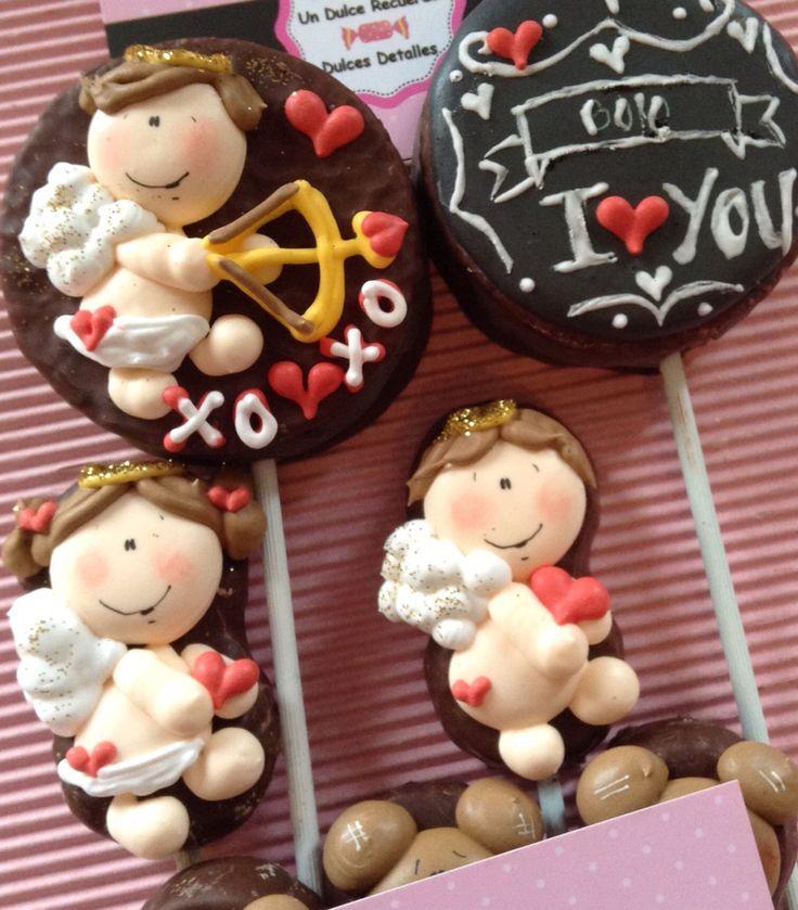 Bubulubu decorado Sn Valentín