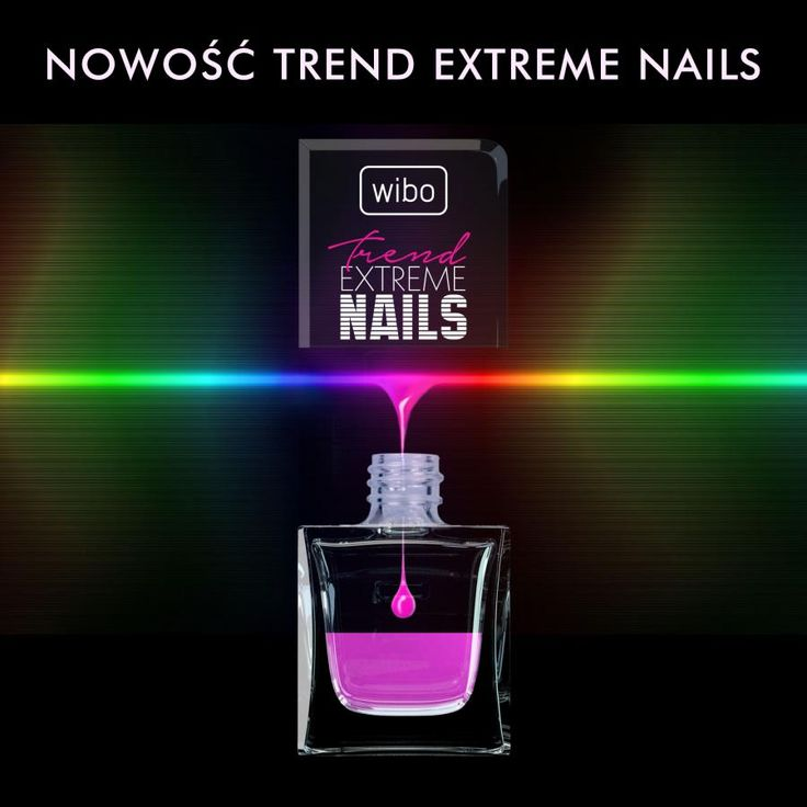 #extreme #nails #wow #nowosc #newarrival #nailspa #mani #manicure #fiolet #colors #paznokcie #zdrowe #mocne #wibo