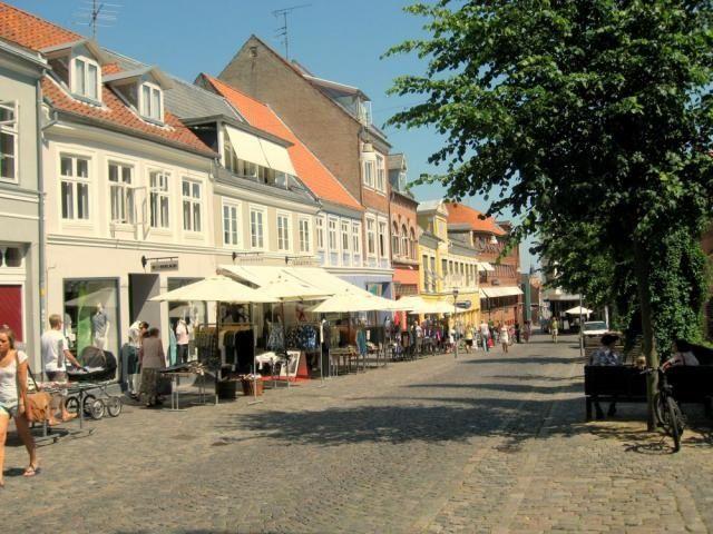 Svendborg på Fyn.