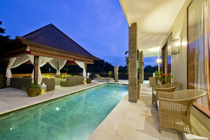 Dream pool villa holiday Bali Indonesia