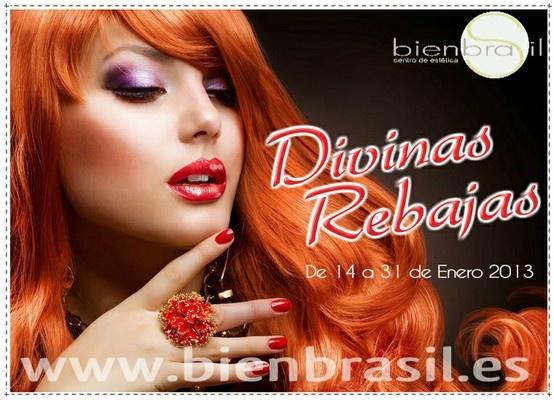 Divinas Rebajas   bienbraSil - centro de estetica y peluqueria en Madrid   www.bienbrasil.es