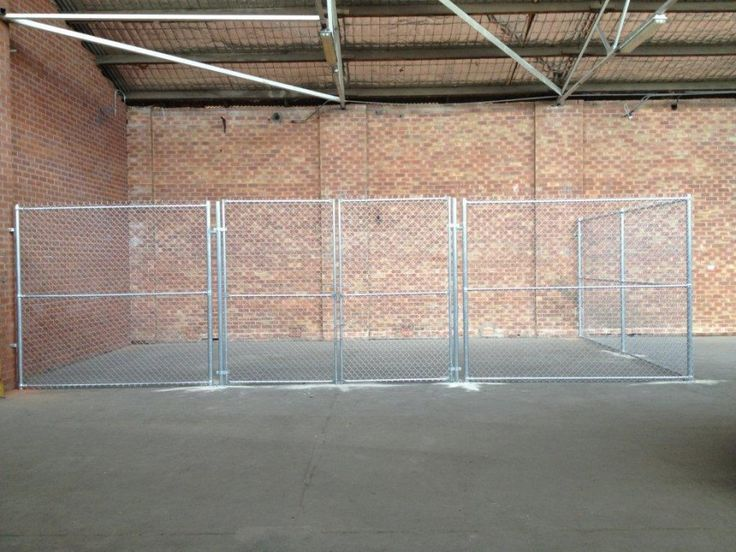 Internal Wire Fencing -