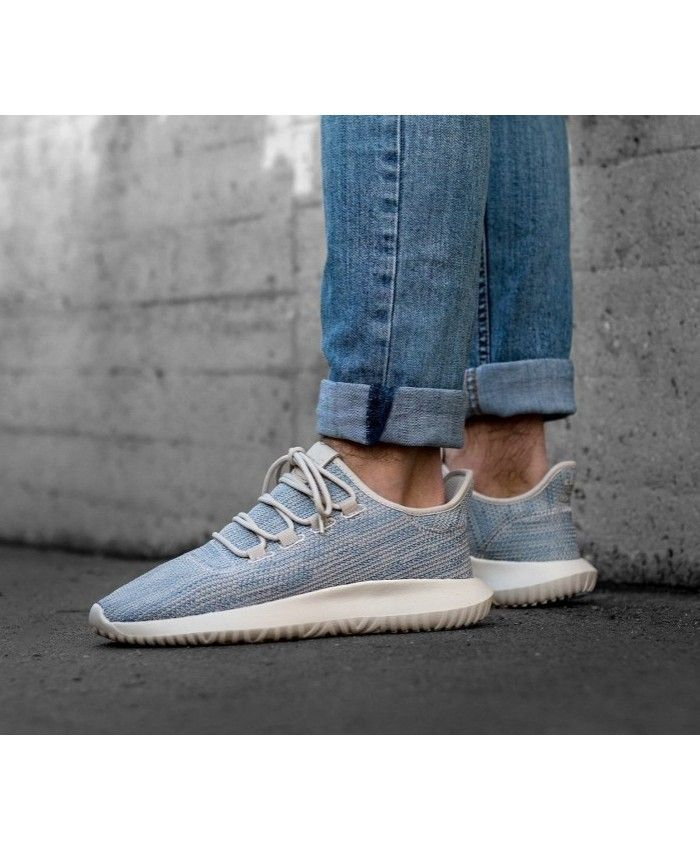 Adidas Tubular Shadow Clear Brown Blue White Trainers Adidas