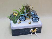 """Box """"Fahrrad"""" für Geldgeschenke oder Gutscheine"""