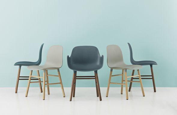 Normann Copenhagen, Form stoel - De Klare Lijn, Leiden