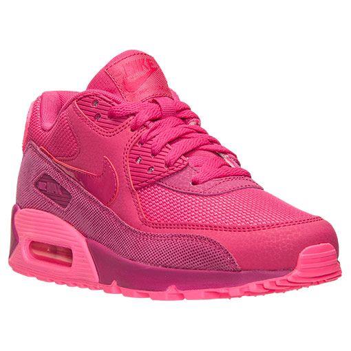 Nike Air Max 90 Des Femmes De Thé Fireberry Premium profiter à vendre aRsLLS