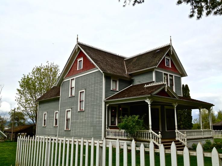 Visit the Historic Stewart Farm in #Surrey, BC