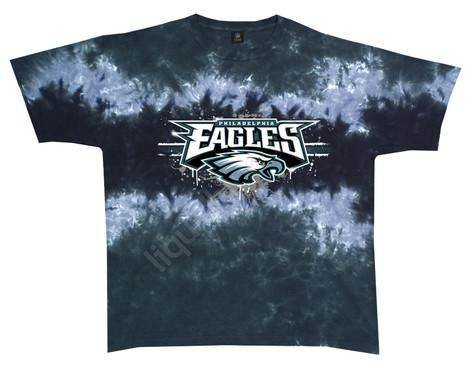 Eagles Horizontal Stencil T-Shirts bei AllPosters.de