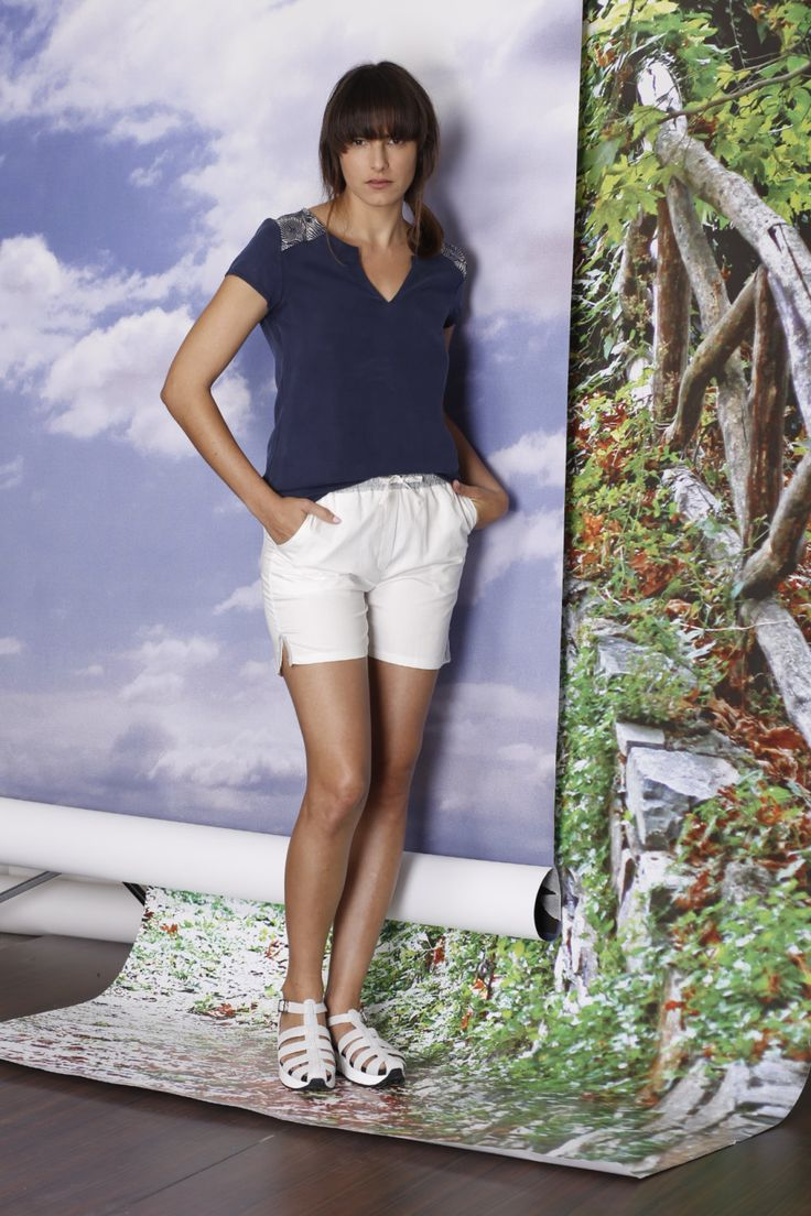 Sale,shorts,white shorts,Summer short pants,Casual Shorts,women shorts,white shorts,elegant shorts,shorts with elastic,loose shorts, white by MichalEmma on Etsy