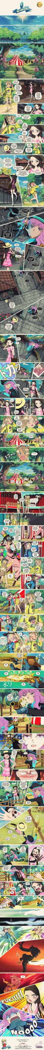 Noroi No Hanta - Page 44-59 by MichiruBokido.deviantart.com on @DeviantArt