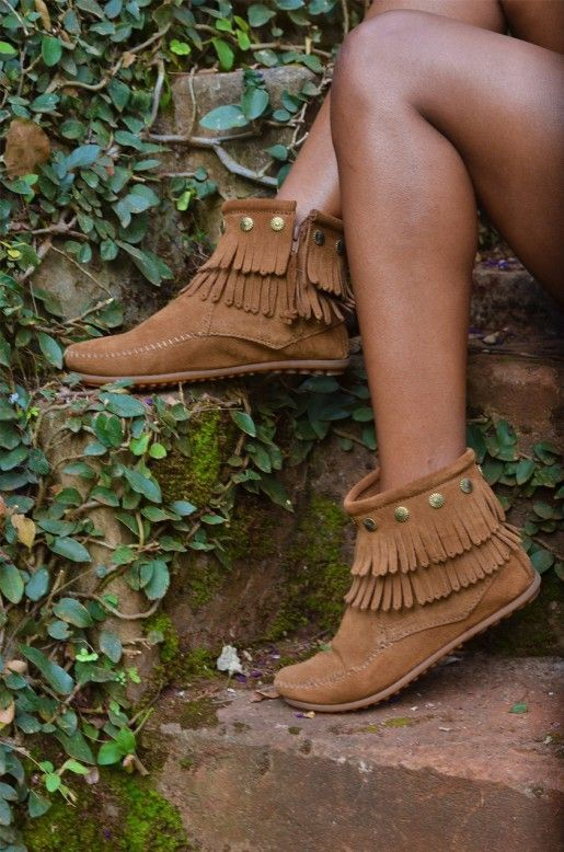 25 Best Ideas About Moccasin Boots Outfit On Pinterest