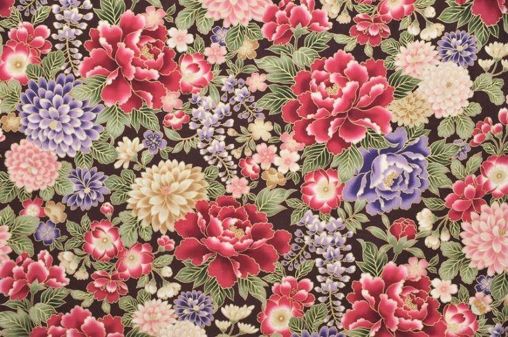 HANABI HH2011-11F - Japanese - On Sale - Fabrics