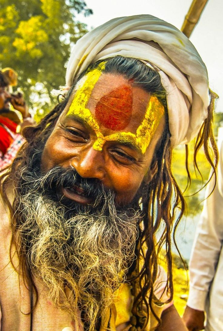 sadhu baba of barsana.... #portrait #portraitphotography #portraiture