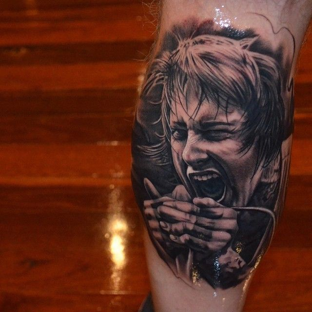 Done by Ben Thomas, tattooist at The Black Mark (Melbourne), Australia TattooStage.com - Rate & review your tattoo artist. #tattoo #tattoos #ink