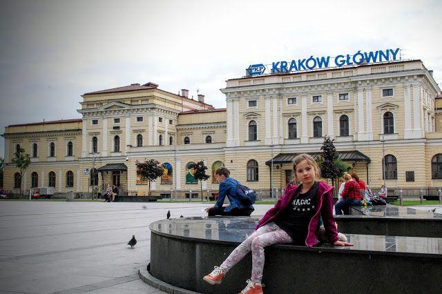Amelii podróże małe i duże: Kraków dla odpornych
