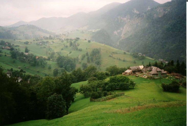 rumänien landschaft im Rumänien Reiseführer @ abenteurer.net