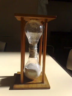 Reloj de arena - Sencillamente hermoso