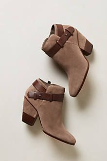 Hilary Booties: Anthropologie $189.00