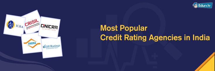 Most Popular Credit Rating Agencies in India – Headquarters & Roles