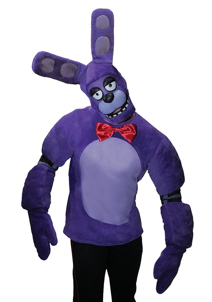 Brand new  Rubie's Men's Five Nights At Freddy's Bonnie Costume  #pretendtimetoys_store #hottoys