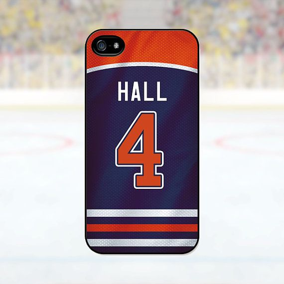 Taylor Hall Edmonton Oilers Case iPhone 4 4S 5 & by PhoneJerseys, $16.99