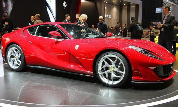 Awesome Ferrari 2017: Nice Ferrari 2017 -  Awesome Ferrari 2017: Ferrari 812 Superfast in Genf 2017...... Check more at http://24cars.top/2017/ferrari-2017-nice-ferrari-2017-awesome-ferrari-2017-ferrari-812-superfast-in-genf-2017/