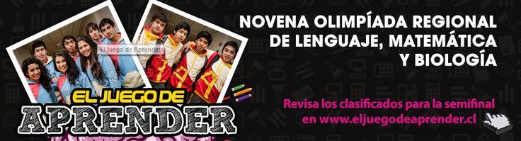 Revisa los clasificados para la semifinal del Juego de aprender en Temuco #temuco #eljuegodeaprender #umayor #secundarios