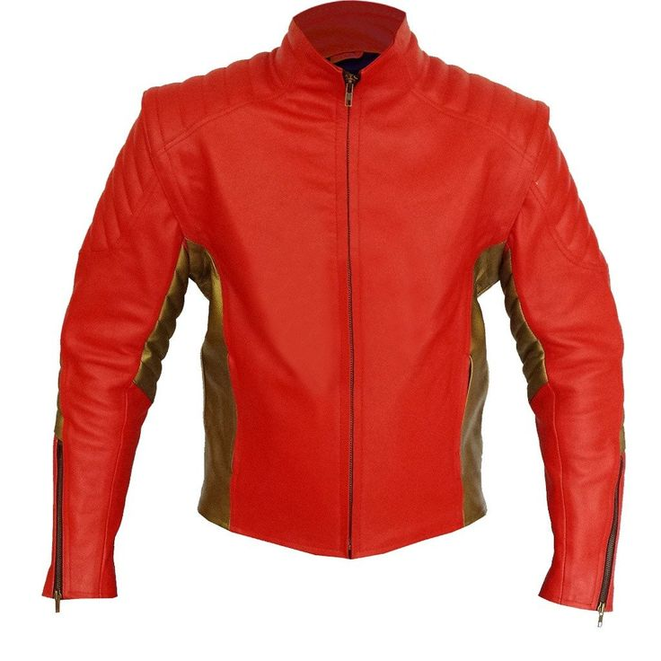 Red Biker Racing Leather Jacket  #fashion #swag #style #stylish #socialenvy #PleaseForgiveMe #me #swagger #photooftheday #jacket #hair #pants #shirt #handsome #cool #polo #swagg #guy #boy #boys #man #model #tshirt #shoes #sneakers #styles #jeans #fresh #dope