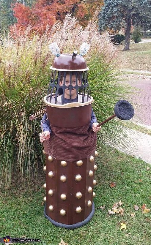 Dr. Who Dalek - 2016 Halloween Costume Contest
