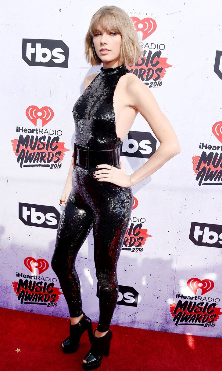 Pin for Later: Taylor Swift Killed It at the iHeartRadio Music Awards, Because Duh