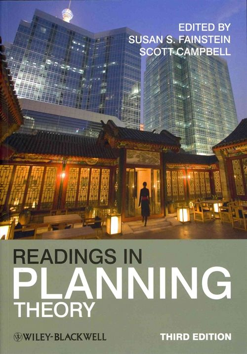 Readings in Planning Theory (Nidottu, pehmeäkantinen)