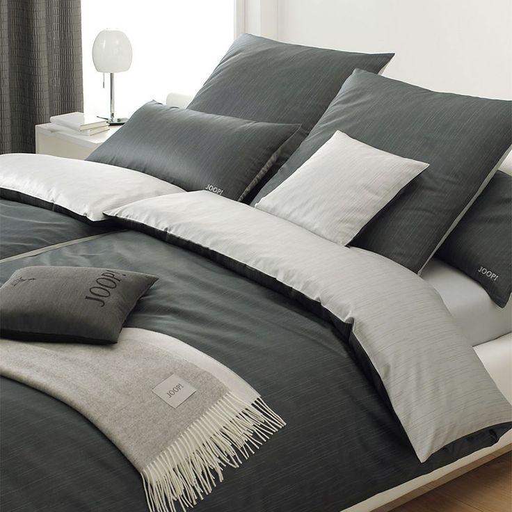 Zwei uni Seiten in fein glänzendem Mako-Satin bringen eine edle Atmosphäre in Ihr Schlafzimmer. Die Bettwäsche Plaza Plain Honan von JOOP! überzeugt durch eine hervorragende Qualität, einem angenehmen Material und einem zeitlosen Design. Mehr unter: www.bettwaren-shop.de/Katalog-HW-2014/Von-wegen-graue-Wintertage/JOOP-Bettwaesche-Plaza-Plain-Honan-cappuccino.html?force_sid=8d7e0b8ba6104403ca0e7cb55d0dd086?campaign=PIN
