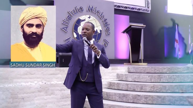 Spiritual Genealogy of Pastor Alph LUKAU from Sadhu Sendar Singh