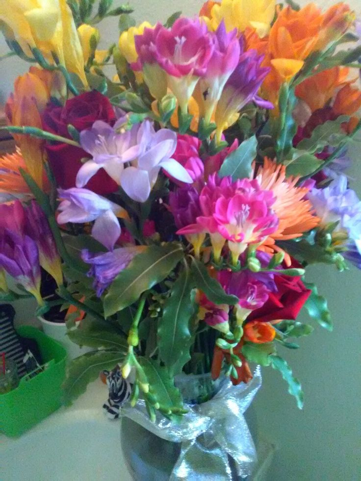 """""""'39th' -- for the 21st time -- Birthday Bouquet"""""""