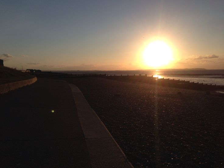 Early morning in Whitstable