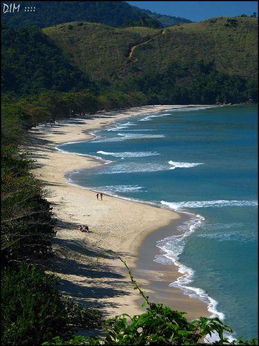Praia do Sono, Paraty, Rio de Janeiro - Brasil