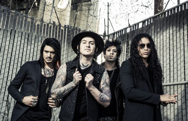 "Escape The Fate are streaming a new song ""Remember Every Scar"" below. Their new album 'Hate Me' will be release on October 30 via Eleven Seven Music."