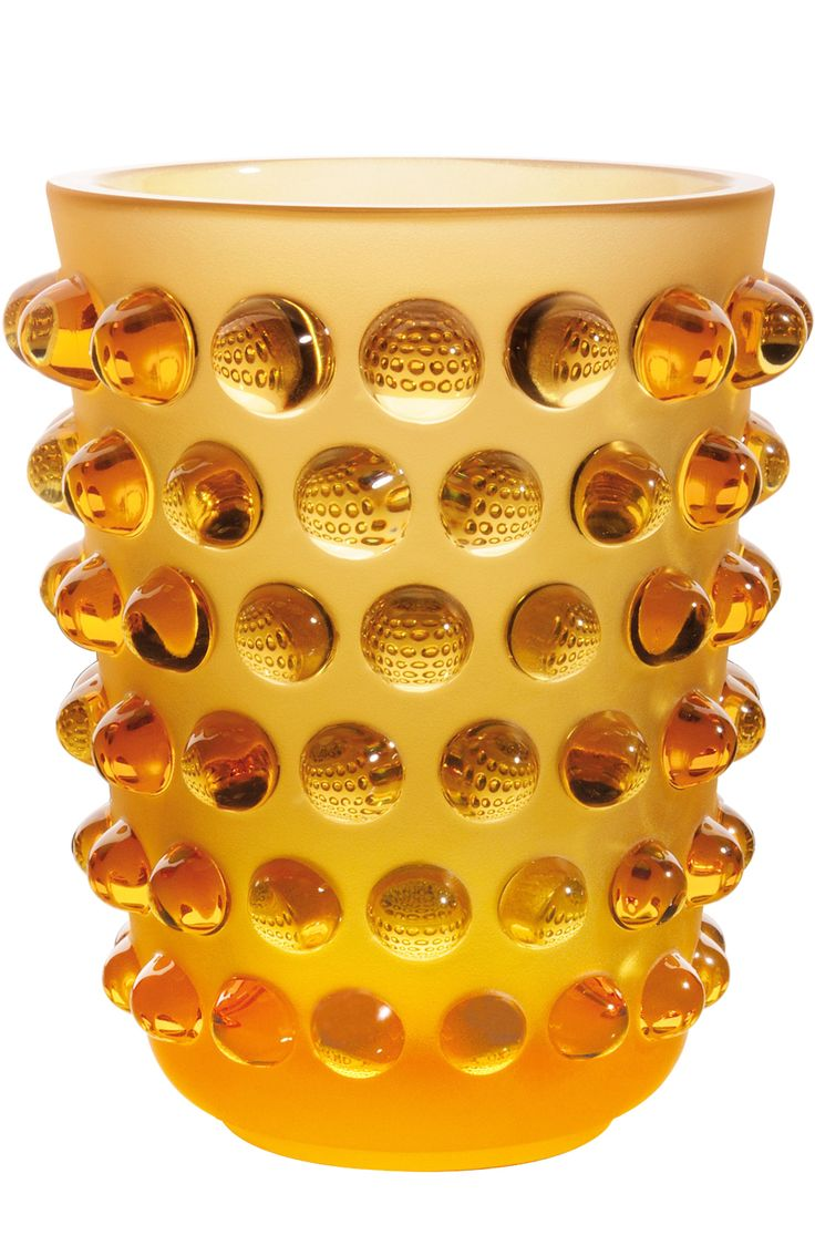 Lalique Ваза Mossi Бесцветный 226 840 Р.