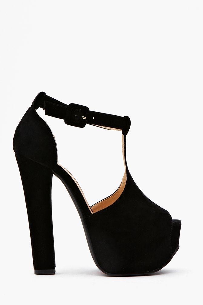Hathaway Platform - Black