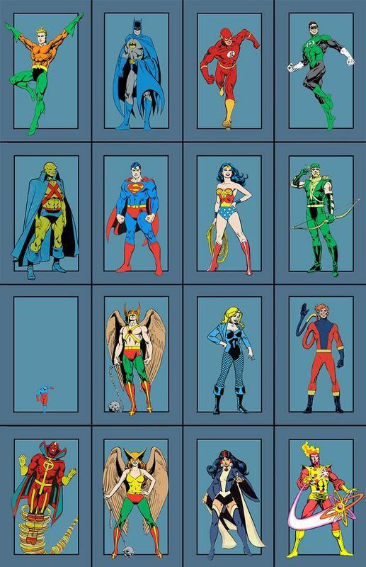 Classic Satellite era Justice League appreciation - best era of the justice league. - Page 18