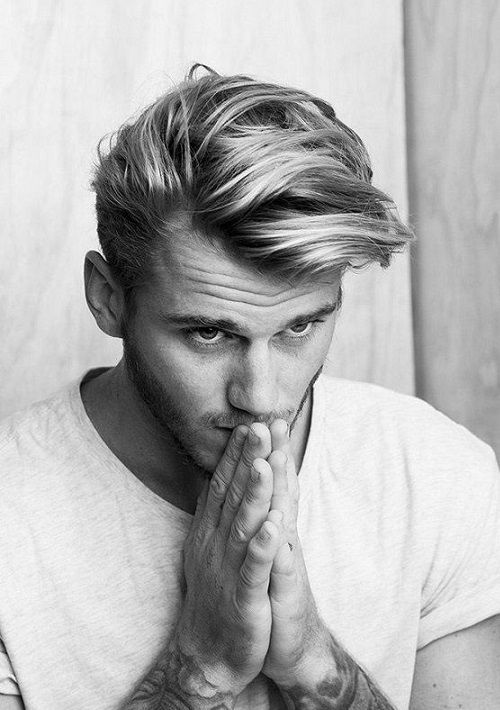 50 Trendy Haircuts ideas for mens 2018 #menshairstyles2018