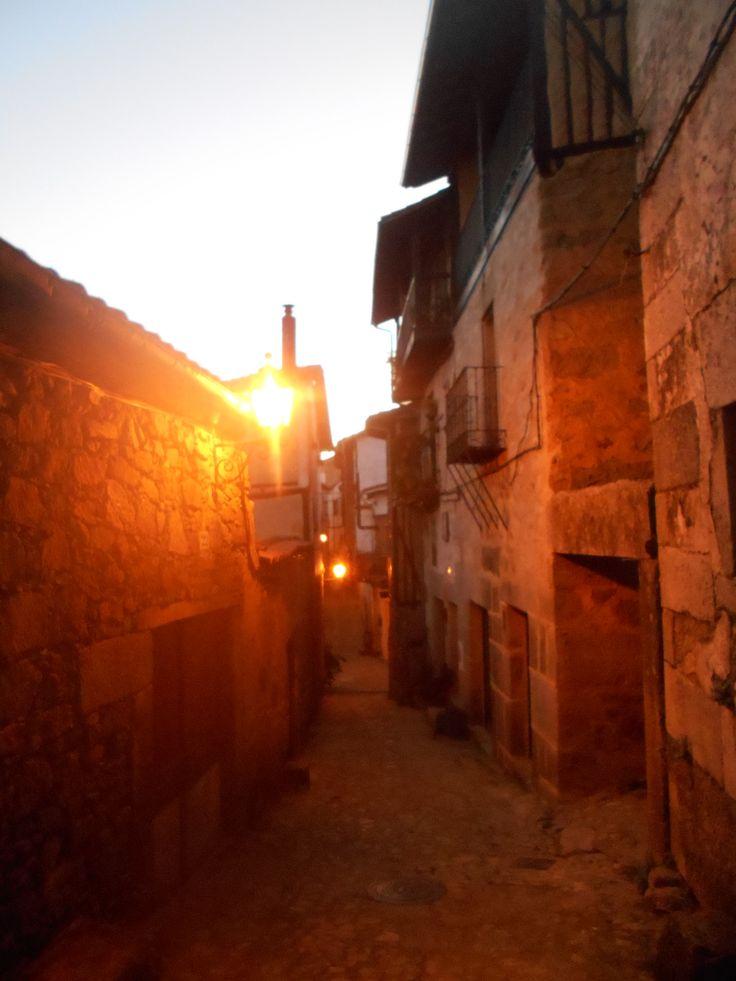 calle del Peso, en su parte mas alta