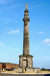 Britannia Monument, Great Yarmouth, Norfolk