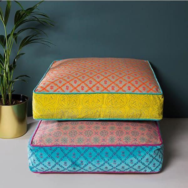 Bright Floor Cushions Floor Cushions Throw Cushions Cushions