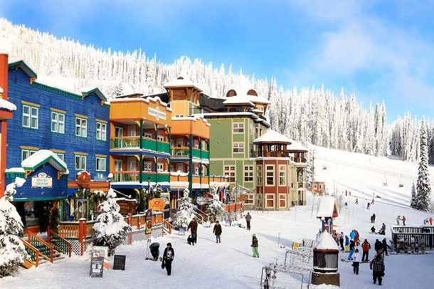 Silver Star Mountain Resort | Ski Instructor | Ski Canada
