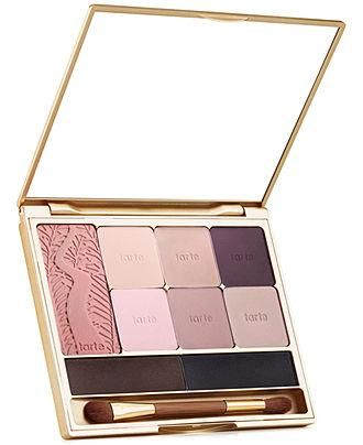 Pink And Purple Wedding Makeup Palette By Tarte