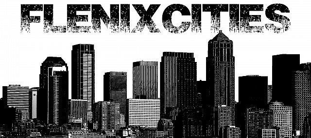 FlenixCities Mod for Minecraft 1.7.10 -  Have you ever dreamt of building a huge city in Minecraft? If yes, then, you are in the right place. The FlenixCities Mod is all about cities and everything about making them.   #Minecraft18Mods, #Minecraft181Mods, #MinecraftMods1710 -  #MinecraftMods