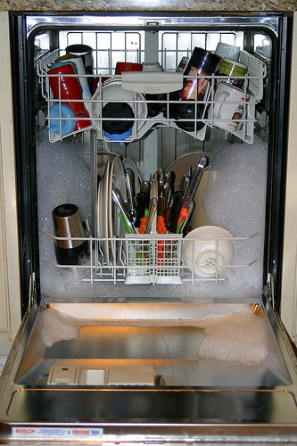 Things you didn't know you could clean in the dishwasher.