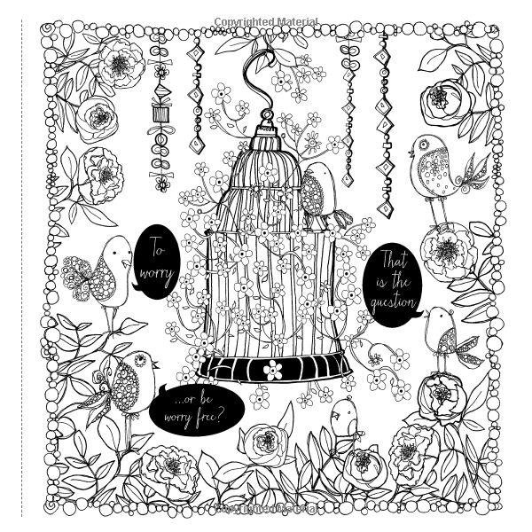 Подружившись с тревогой: успокаивающее Раскраска: Амазонка.ко.Великобритания: Сара Рейнер, Жюль Миллер: книги