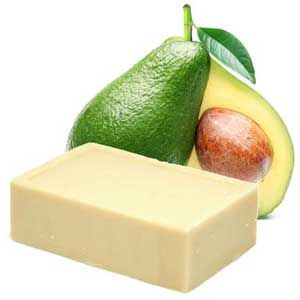 Gentle Avocado Cold Process Soap Recipe            Recipe makes approximately 2.5 pounds of soap